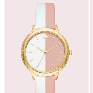 NWT Kate Spade Scallop Watch morningside bicolor